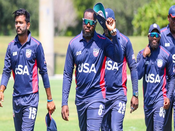 Team USA Image: USA Cricket's Twitter