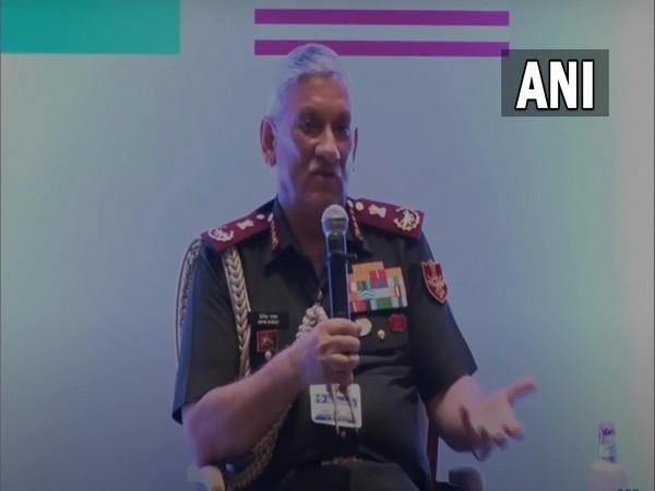 Chief of Defence Staff (CDS) Bipin Rawat (Photo/ANI)