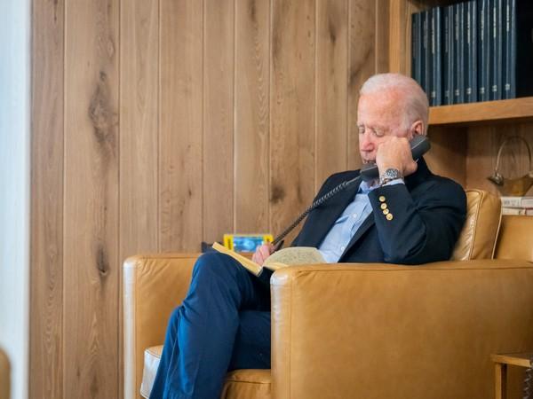 US President Joe Biden (Photo Credit: White House Twitter)