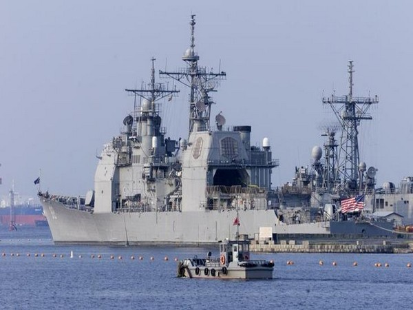 The USS Chancellorsville