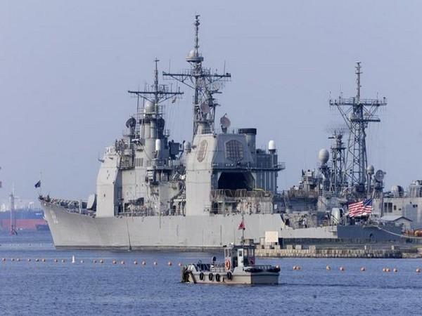 The USS Chancellorsville (File photo)