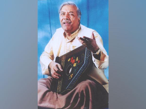 Late Legend Ustaad Ghulam Mustafa Khan (Image Source: Twitter)