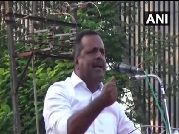 Congress leader UT Khader (file pic)