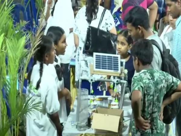 Innovations displayed at T Innovation Utsavam in Hyderabad on Sunday