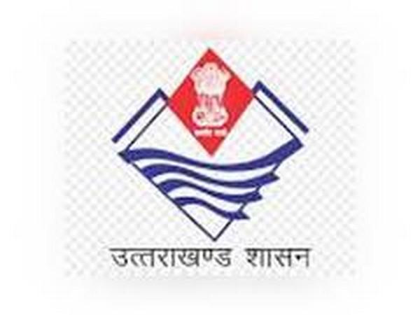 Uttarakhand government logo