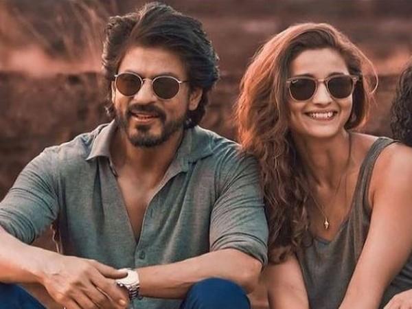 Shah Rukh Khan and Alia Bhatt (Image courtesy: Instagram)