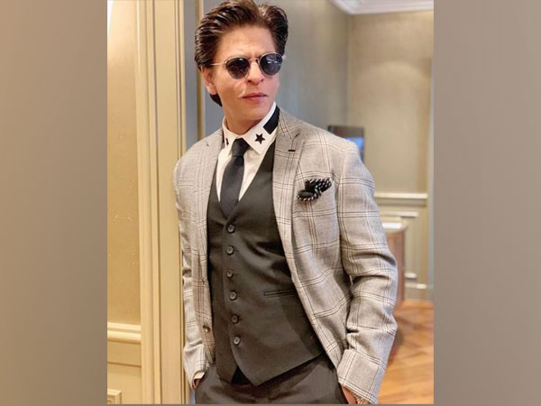 Shah Rukh Khan (Image courtesy: Instagram)
