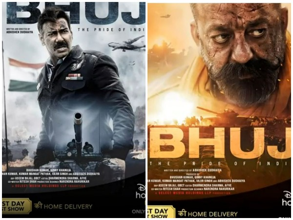 Posters of the film (Image courtesy: Instagram)
