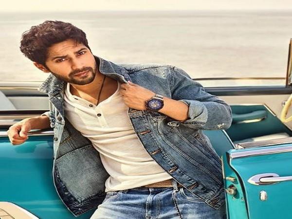 Varun Dhawan (Image courtesy: Instagram)