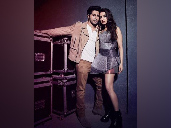 Varun Dhawan and Shraddha Kapoor (Image courtesy: Instagram)