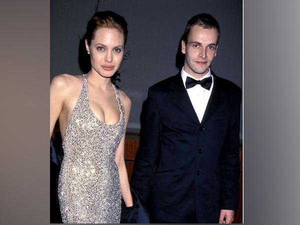 Angelina Jolie, Jonny Lee Miller (Image Source: Instagram)