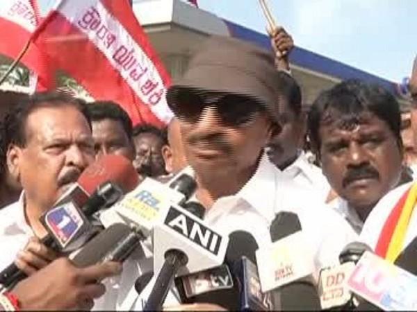KCVP president Vatal Nagaraj (File photo)