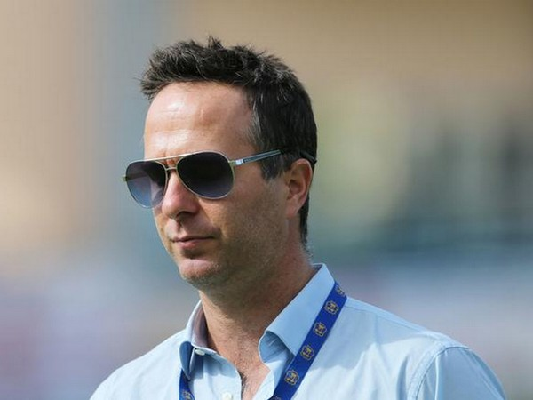 England former captain Michael Vaughan