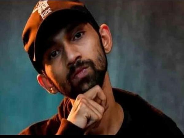Rapper Aditya Tiwari