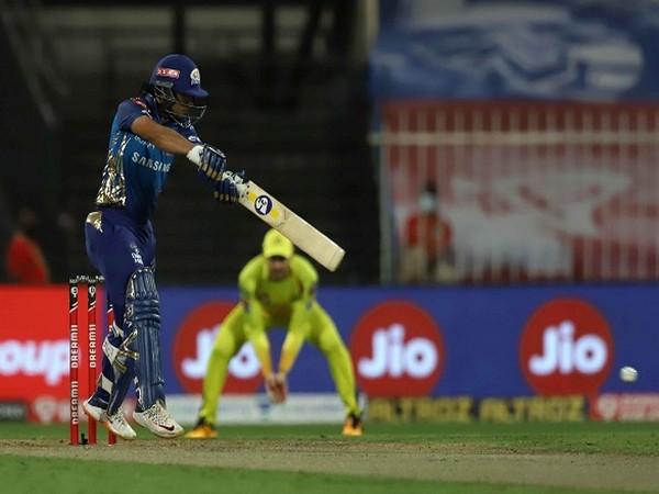 Mumbai Indians batsman Ishan Kishan (Image: BCCI/IPL)