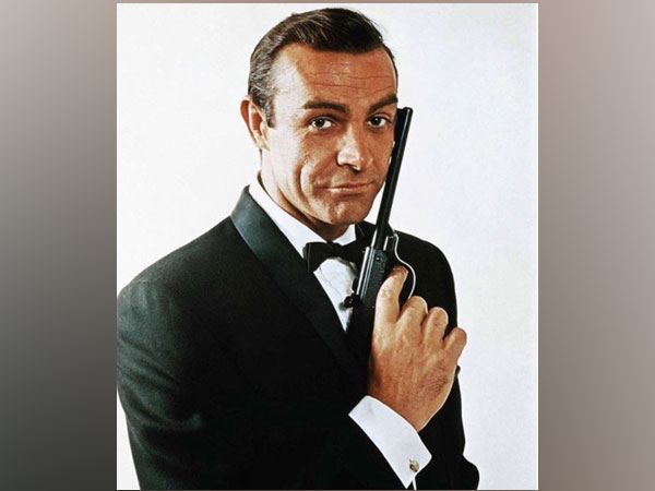 Late Sean Connery in and as James Bond (Image Source: Instagram)