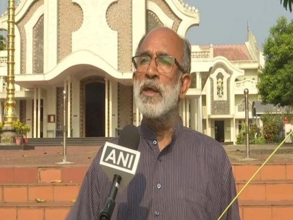 Bharatiya Janata Party (BJP) MP and former union minister KJ Alphons