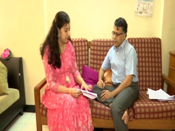 Dr. Rahul Bahulikar and Dr Monali Rahalkar (photo/ANI)