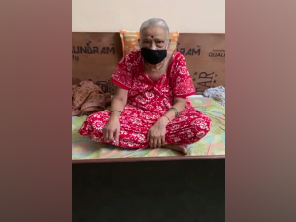 The 73-year-old woman who recovered from COVID-19 in Mumbai has been put on home quarantine.