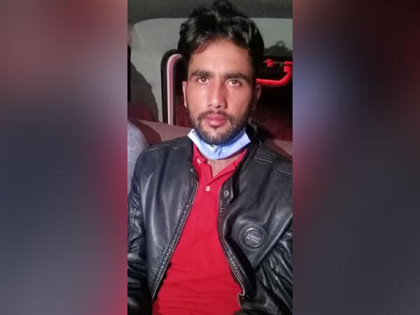 Visual of the terrorist, Sher Ali (Photo/ANI)