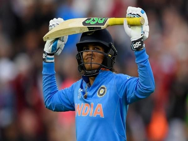 India women's cricketer Veda Krishnamurthy (Photo/ ICC)