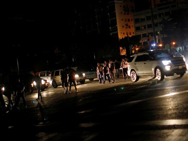 The March 7 (local time) blackout in Venezuela