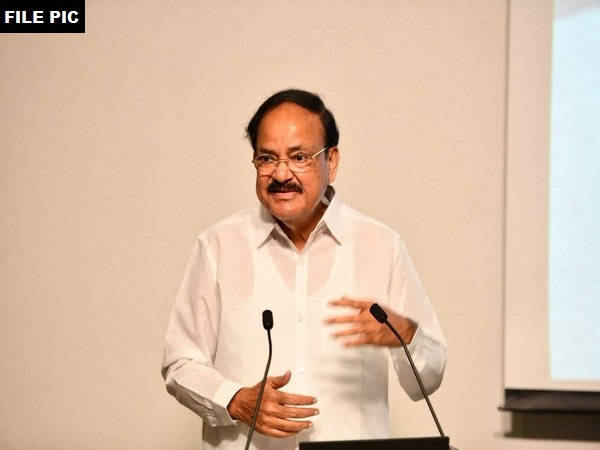 Vice President M Venkaiah Naidu (Photo/ANI)