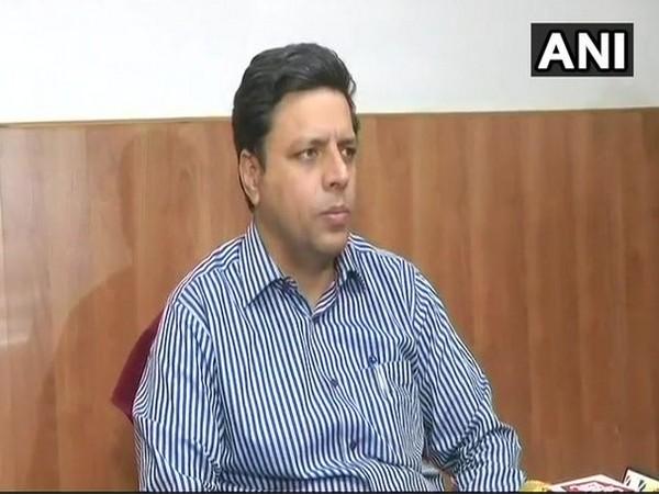 Jammu Divisional Commissioner Sanjeev Verma (file pic)