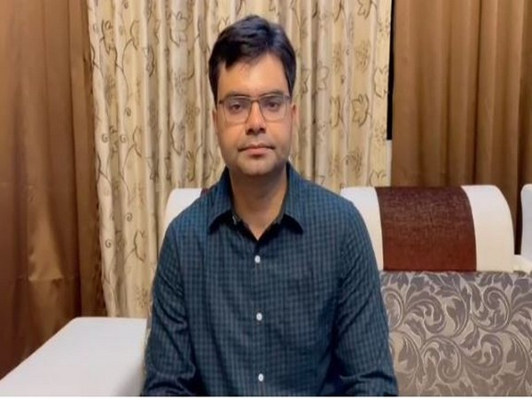 Sumit Thakur, chief public relations officer (CPRO), Western Railways(Photo/ANI)
