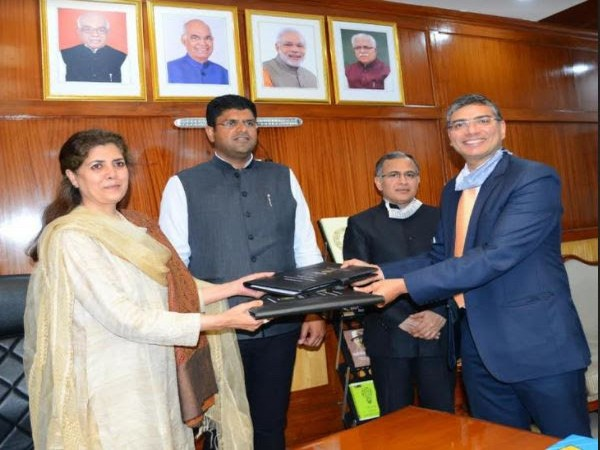 Power2SME signs MoU with Govt. of Haryana for e-Commerce Linkages for MSMEs