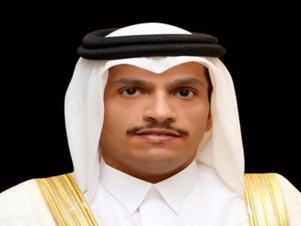 Qatar's Foreign Minister Sheikh Mohammed bin Abdulrahman Al Thani