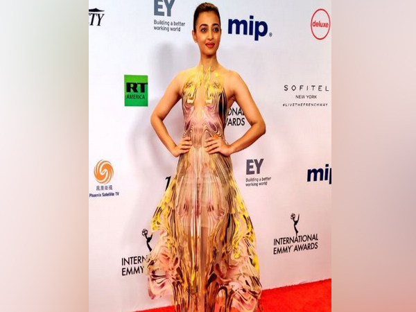 International Emmy Awards 2019: Radhika Apte dressed to kill in red carpet debut