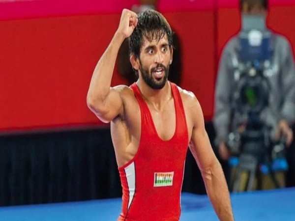 Wrestler Bajrang Punia (Photo/ SAI Media Twitter)