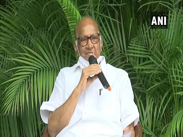 National Congress Party Chief Sharad Pawar