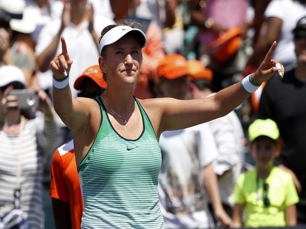 Belarus's tennis player Victoria Azarenka