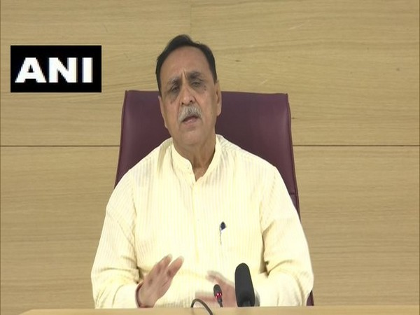 Gujarat Chief Minister Vijay Rupani. (File Photo)