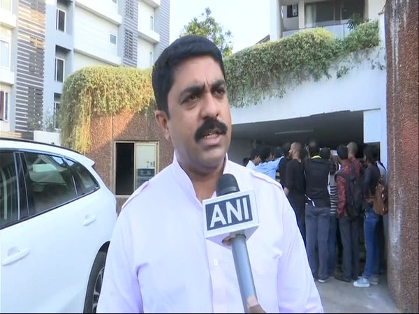 Goa Deputy Chief Minister Vijay Sardesai (File Photo/ANI)