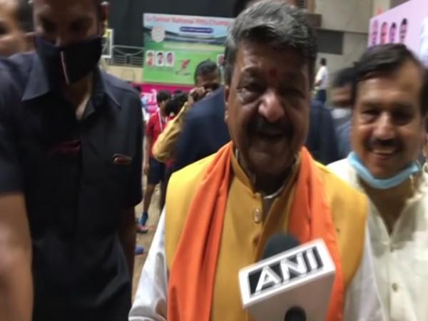 Bharatiya Janata Party National General Secretary Kailash Vijayvargiya (Photo/ANI)