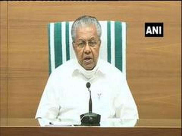 Kerala Chief Minister Pinarayi Vijayan (Filephot/ANI)