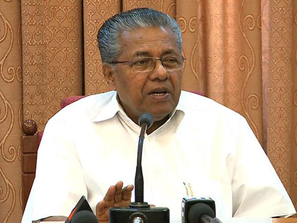 Kerala Chief Minister Pinarayi Vijayan (File Photo/ANI)