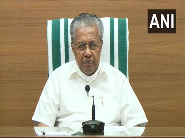 Chief Minister Pinarayi Vijayan addressing a press conference in Thiruvananthapuram on Wednesday.
