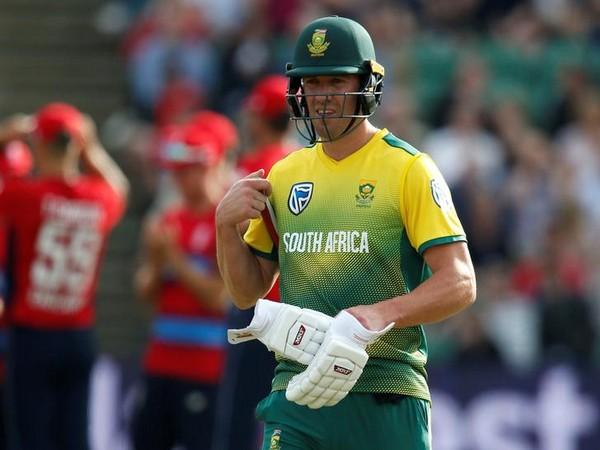South Africa's batsman AB de Villiers (File photo)
