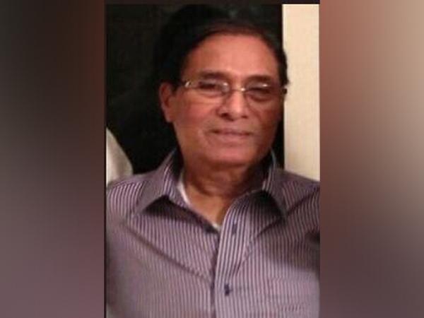 Veteran film producer Vinay Sinha (Image courtesy: Twitter)