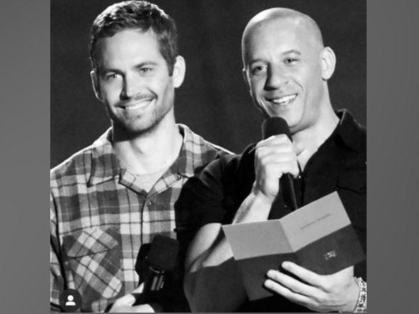 Vin Diesel and Paul Walker (Image Courtesy: Instagram)