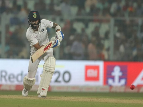 Indian skipper Virat Kohli (Photo/ BCCI Twitter)