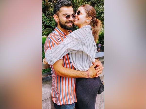 Anushka Sharma and Virat Kohli, picture courtesy Instagram