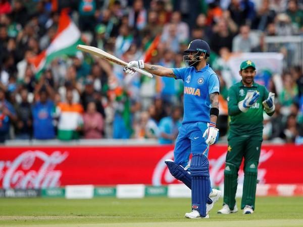 Indian skipper Virat Kohli
