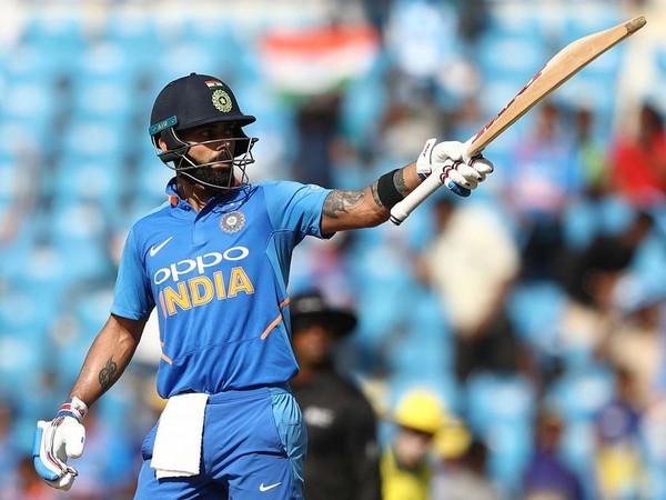 India captain Virat Kohli (Courtesy- BCCI Twitter)
