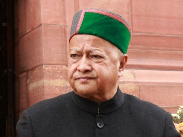 Former Chief Minister of Himachal Pradesh (file photo)