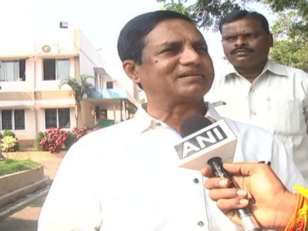 TDP MLC Duvvada Ramarao speaking to ANI on Friday